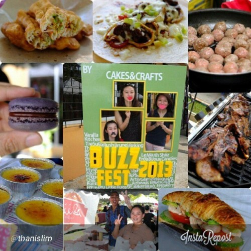 A nice write-up by @thanislim about the foodie events today. Check out his blog http://cookiemonzters.blogspot.com to read/see what you missed today. #buzzfest2013 #girlyexplosion #foodieevent #giwsupport #bruneifoodies #lovefoodhatewaste #brunei  (at World Wide Web)