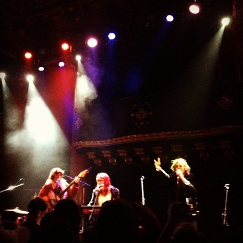 Foxygen #mustseelive #gamh #foxygen (at Great American Music Hall)