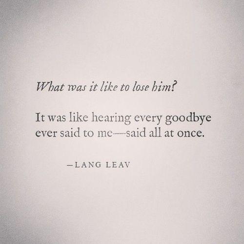 Goodbye Quotes On Tumblr