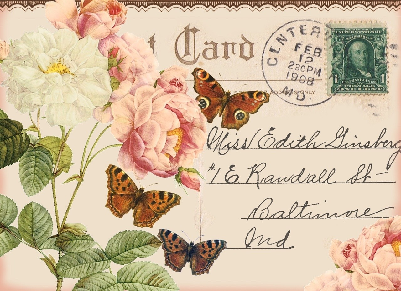 #Postcards#Handwritten Letters#Letters