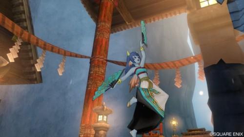水龍様の龍巫女