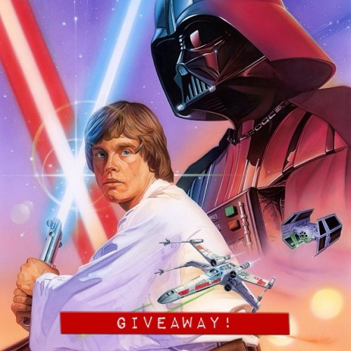 Happy May the Fourth! Good day for a Star Wars giveaway. I'm giving away my ultra rare out of print Star Wars Celebration Japan limited edition print, signed and numbered by me. You must follow me, like this post, share/reblog. Good luck and May the Fourth be with you! Must follow me on Instagram @roberthendrickson just click the follow button!