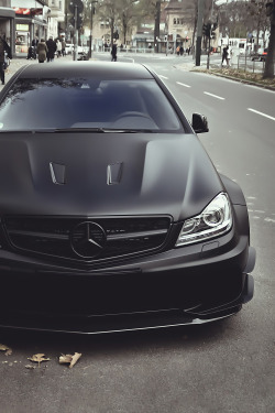 auerr:  Mercedes-Benz C 63 AMG Black Series