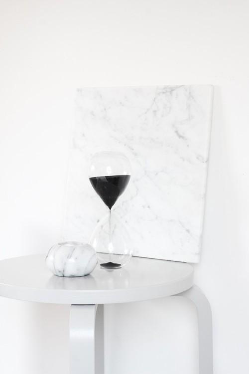 mydubio:  Marble and hourglass | MyDubio