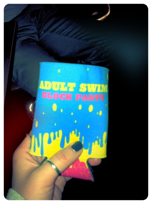 Adult Swim Koozie