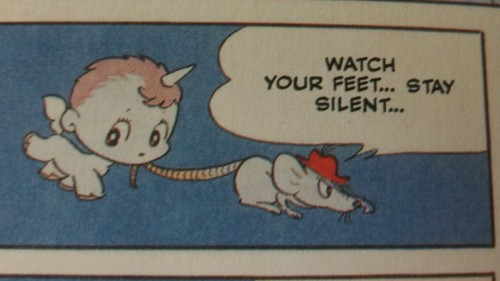 flyingcuttlefish:  One of the most adorable unico panels.