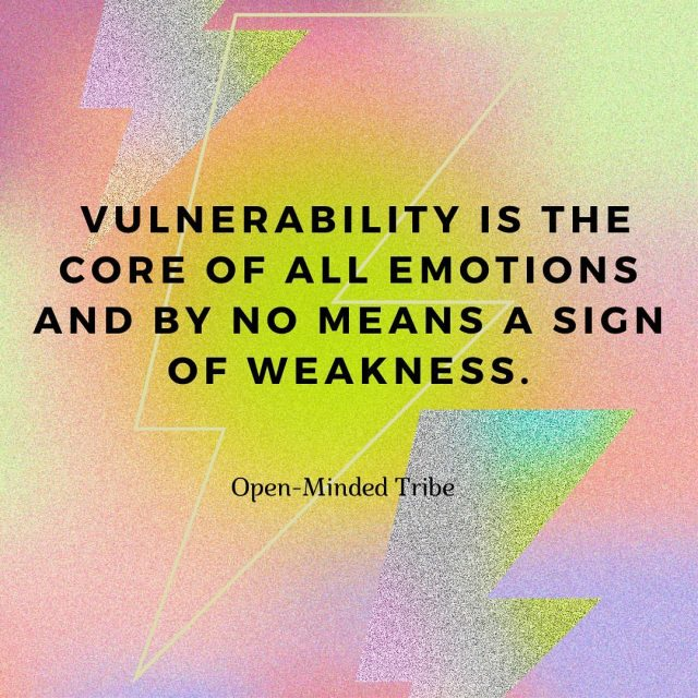 First, vulnerability is neither good nor bad. Rather, being vulnerable simply means you have the capacity to experience emotions.  And though we often associate vulnerability with dark emotions, like fear, grief or sadness, vulnerability is, in fact, also the root of our positive emotions: love, joy, empathy and so on.  For the author, vulnerability means uncertainty, risk and emotional exposure. You might love someone, for example, and in doing so expose yourself emotionally; but you can never be certain that theyll reciprocate, thus you risk being rejected. Like any other feeling, love entails vulnerability.  Second, allowing yourself to be vulnerable shows strength and courage – not weakness.  If we expose ourselves, it means we make ourselves vulnerable. It also means, though, that were being courageous; its much easier to avoid all possibility of failure than to take a risk. For example, the author was extremely fearful of speaking publicly about her research, terrified of exposing herself to the audience. But by doing it regardless, and thus embracing her vulnerability, she was being courageous, not weak.  We all want love and connection in our lives. What we must fully understand is that such positive feelings are rooted in our vulnerability. If we can accept this fact, and embrace our vulnerability, we can use it to our benefit in both our private and professional lives.  #openmind #openminded #openmindedness #motivation #inspiration #personaldevelopment #mentalhealth #mentalhealthawareness #positivevibes #positivity #perspective #friends #love #selflove #selfcare #pride #openmindedpeople #openmindedtribe #mental #psychology #happy #happiness #instahealth #instapositive #instagram #happinessisachoice #selfdevelopment #selfdiscipline #learn https://www.instagram.com/p/CUBBNzwswSN/?utm_medium=tumblr #openmind#openminded#openmindedness#motivation#inspiration#personaldevelopment#mentalhealth#mentalhealthawareness#positivevibes#positivity#perspective#friends#love