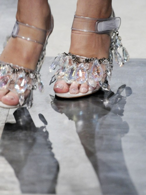 wink-smile-pout:  Shoes at Prada Spring 2010