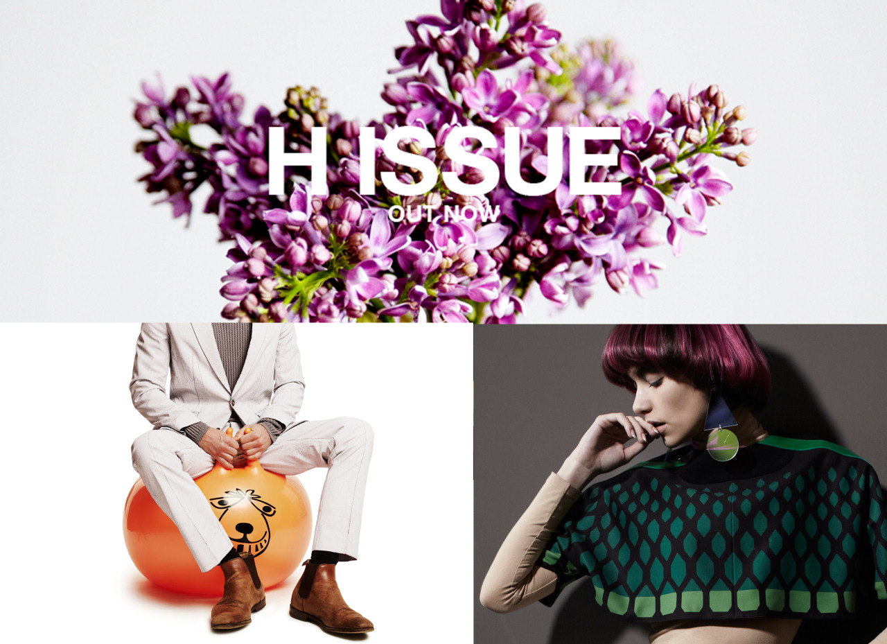 H ISSUE Updates  2 new fashion stories HIT the site.  check the out. http://www.twenty6magazine.com/