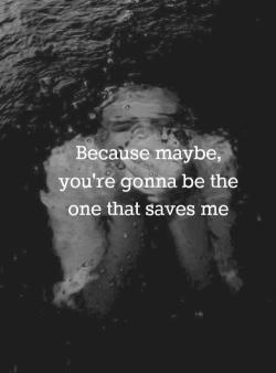 Maybe | via Tumblr on @weheartit.com - http://whrt.it/10Fiti4