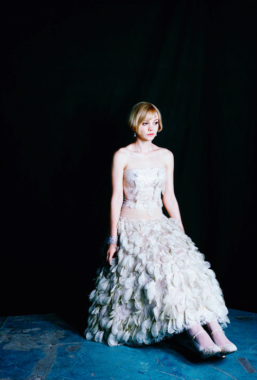Carey Mulligan, photographed by Hugh Stewart