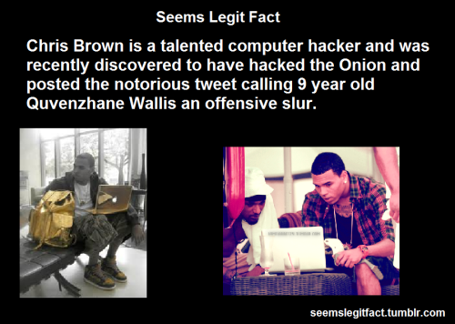 He was also behind the hacking of BET and MTV, as well as McDonalds and Burger King,  Seems Legit Facts