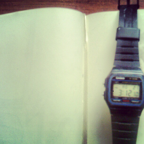 thank you beauty  casio.. old, but strong than my converse #casio # old # thanks # ideas