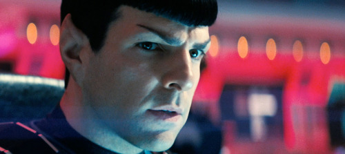 Zachary Quinto returns as Spock in JJ. Abrams' Star Trek Into Darkness sequel. Watch the full teaser trailer: http://onfs.net/Trszm9