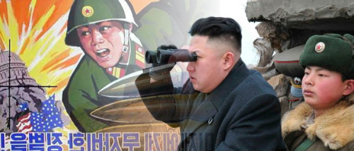 "'Real Danger' from North Korea  |  Anonymous Joins Fray Approval to launch ""merciless"" military strikes Restarts Shuddered Nuke Reactor   