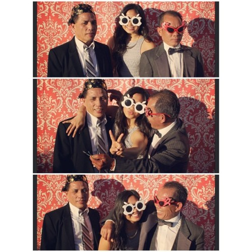 My dad and uncle's first photobooth experience Lmfao #theyresocute 😎