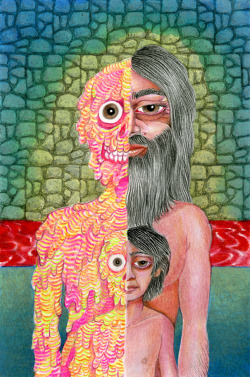 Again and Again by Matt Furie at GR2