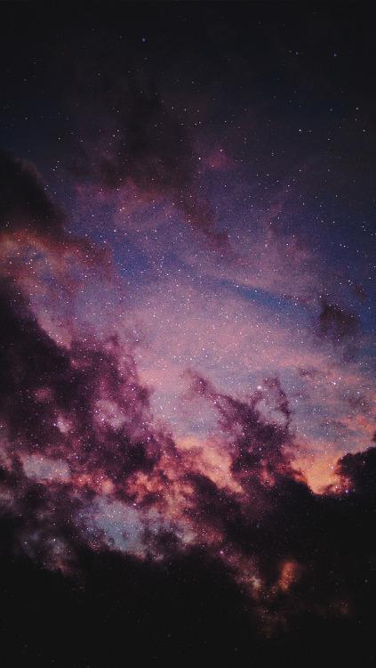 Galaxy clouds tumblr