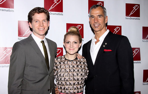 2013 Tony Nominees at New Dramatists Luncheon
