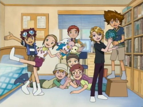 yeahdigimon:  Ok, everybody. Act natural.