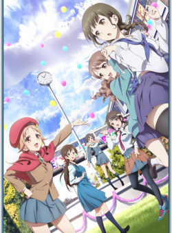 juurianchi:  (via TARI TARI and Hanasaku Iroha episodes to be streamed on NicoNico along with Promotion for Music Special | Atodev)