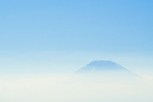 ak47:  taizooo:  Mt. Fuji (via moogs)(via sft)