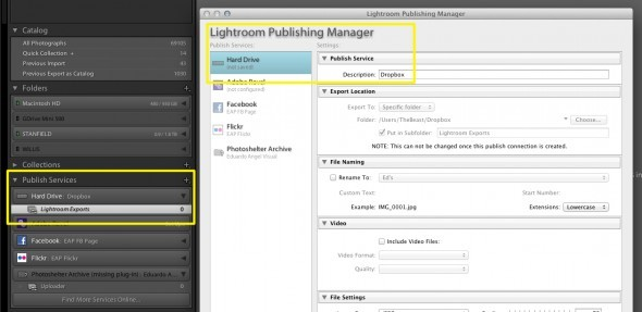 Lightroom Tips & Tricks 002.  Exporting to Dropbox. Unless you LOVE burning CDs and DVDs, you can really use this tip. View Post