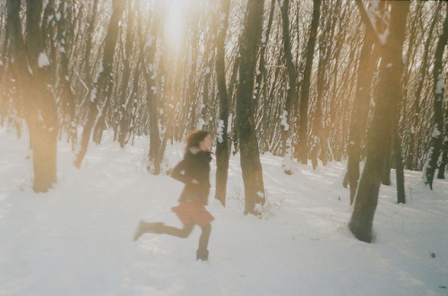 I left the world I was running by whimsical jane on Flickr.