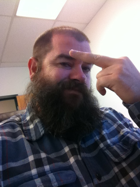 beardthirty:  Fuck Off Friday. Ready for the weekend