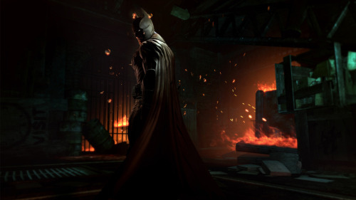 Batman: Arkham Origins sure does look pretty.  via [GR]