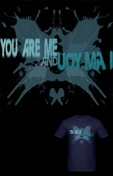 "NEW Far Cry 3 Vaas Quote T Shirt! ""You are me and I am you"" Mens 
