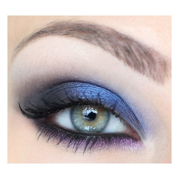 madhatress:  Eye makeup   ❤ liked on Polyvore