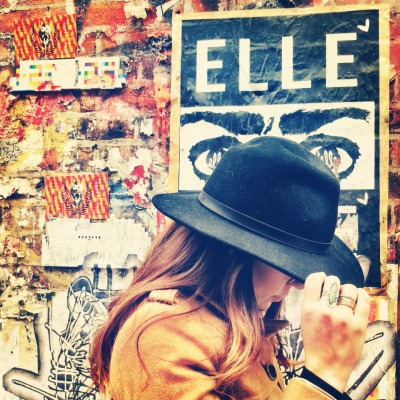 Instagramming with Elle Magazine. Featured: Taylor Barringer, Beauty Editor for Elle.com © Elizabeth Griffin