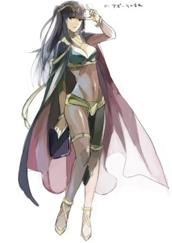 wildcardcorsair:  Tharja