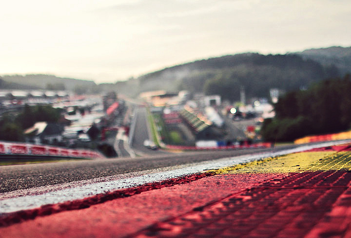 ilooovef1:  Top of Eau Rouge..