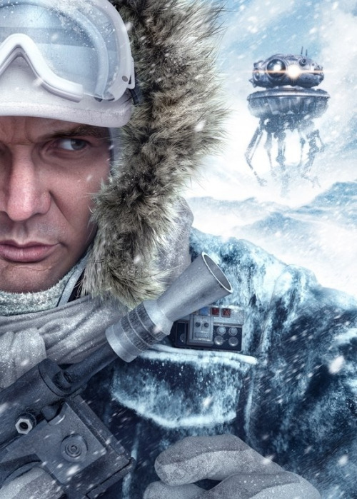 xkryptonianx:   Han Solo on Hoth by Chris Wahl   •Geekleetist: This is amazing…check out the in prog photo.  WEBSITE/BLOG