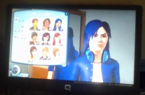 Alice downloaded a Sonic Sim