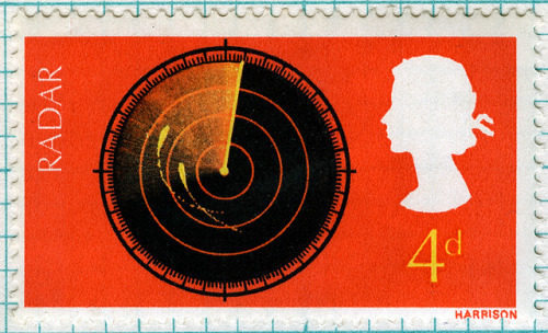 british technology postage stamp by maraid on Flickr.