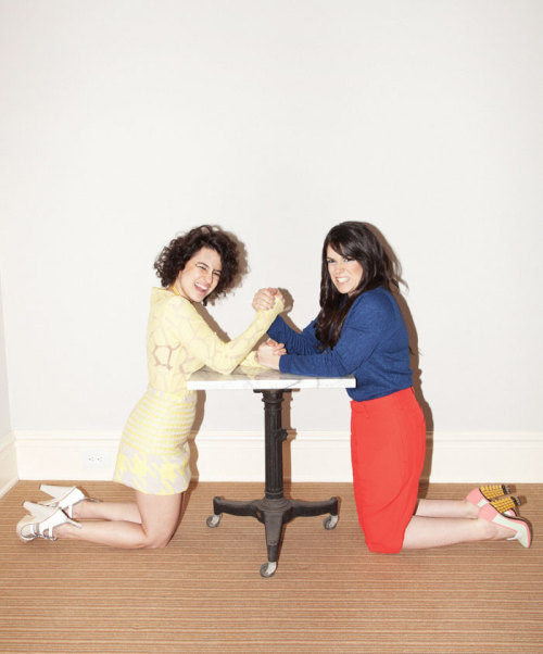 blogalicious:  broadcity:  PAPER MAG's April Issue - click to read   Just the absolute best.  Proud!
