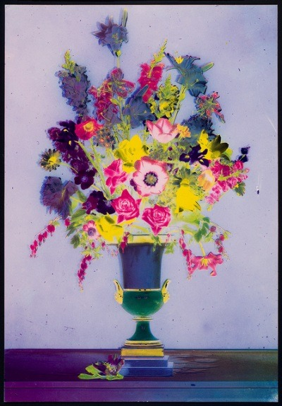 Edward Steichen, Bouquet of Flowers, January 8, 1940. Collection of the George Eastman House, Rochester, NY.
