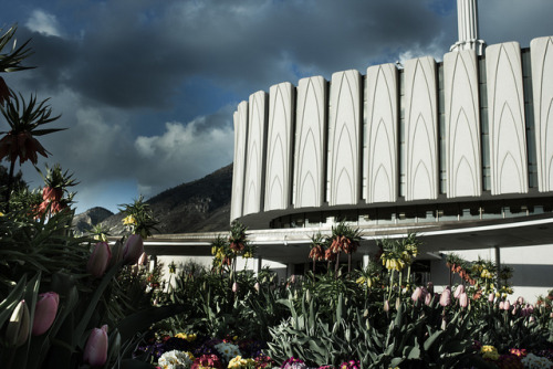 Provo Temple in Spring Storm on Flickr.Even dodging technical problems the shot turned out well. Time lapse / aerial video coming soon from Three Peak Films