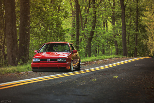 stancespice:  Dylan Catino // VW MKIII GTI by Eric Dowd on Flickr.