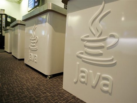 (via AP News: US government tells computer users to disable Java)  WASHINGTON (AP) - The U.S. Department of Homeland Security is advising people to temporarily disable the Java software on their computers to avoid potential hacking attacks. The recommendation came in an advisory issued late Thursday, following up on concerns raised by computer security experts. Experts believe hackers have found a flaw in Java's coding that creates an opening for criminal activity and other high-tech mischief…  ahem…if possible - dump it