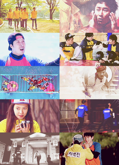 slopemac:  fight for our pride.  Running Man Ep.145 - Running Man vs Law of the Jungle  Running man vs Law of the Jungle… Who will win?