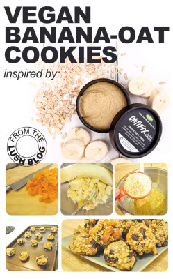lushcosmetics:  Recipe on the LUSH blog! http://bit.ly/12KLTQT  Had these the other day. Ah-maz-ing!