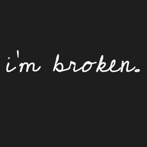 absolutely broken ~