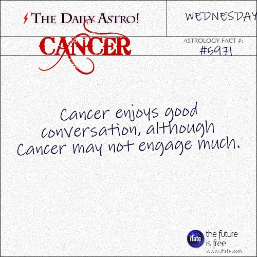 dailyastro:  Cancer 5971: Visit The Daily Astro for more facts about Cancer.
