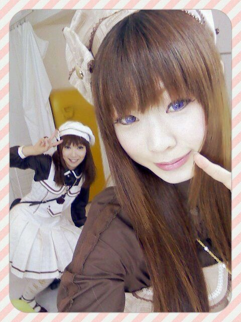 xxmilkcrownxx on Ameblo in Royal Chocolate