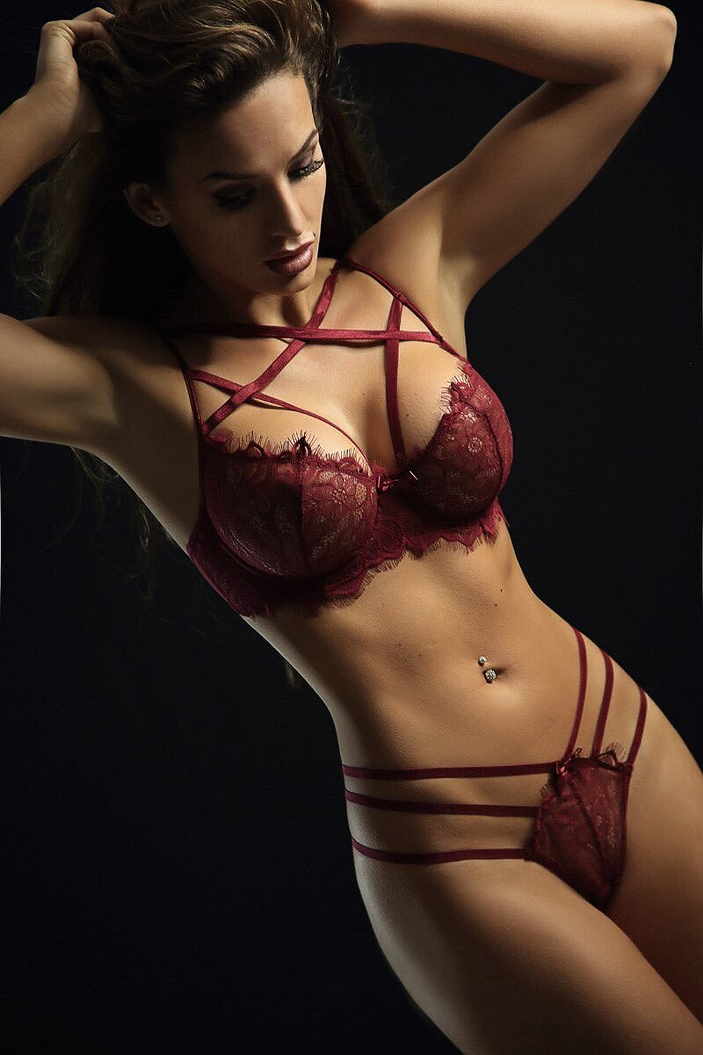 #Ali Drew #Ali Drew#perfect body#beautiful lingerie#beautiful models#stunning sexy#stunning cleavage