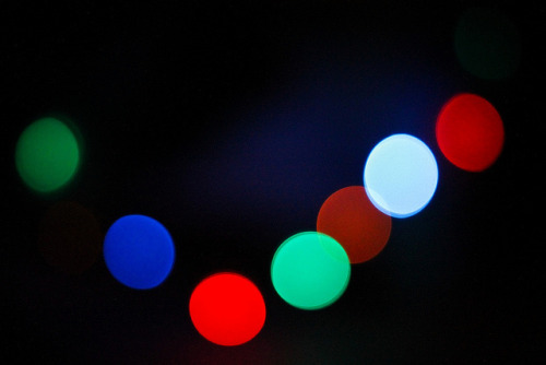 Christmas lights on Flickr.